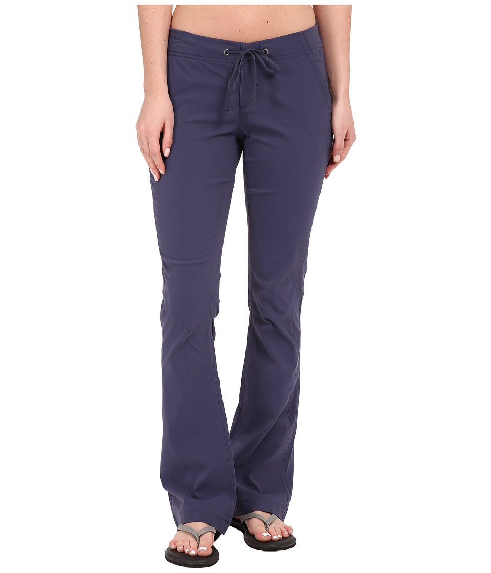 Columbia - Anytime Outdoor Boot Cut Pant (Nocturnal) Women's Casual Pants