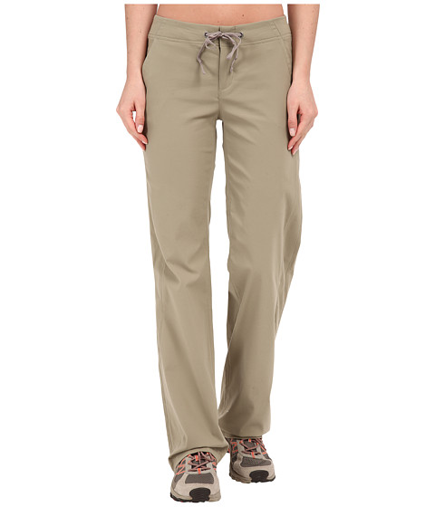 Columbia - Anytime Outdoor Full Leg Pants (Tusk) Women's Casual Pants