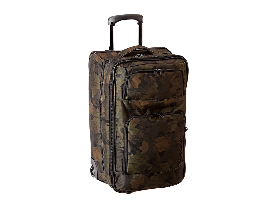 Dakine - Over Under 49L (Marker Camo) Carry on Luggage