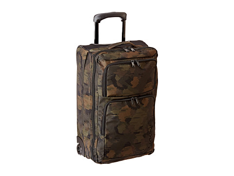 Dakine - Carry On Roller 36L (Marker Camo) Luggage