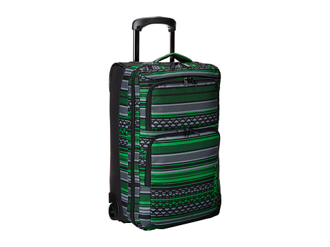 Dakine - Carry On Roller 36L (Verde) Luggage
