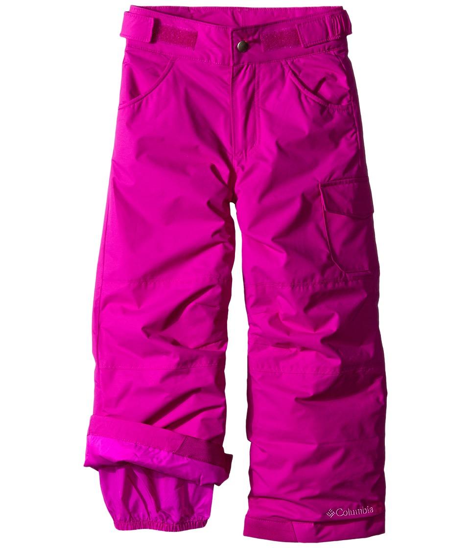 Columbia Kids - Starchaser Peak II Pants (Little Kids/Big Kids) (Bright Plum) Girl's Clothing