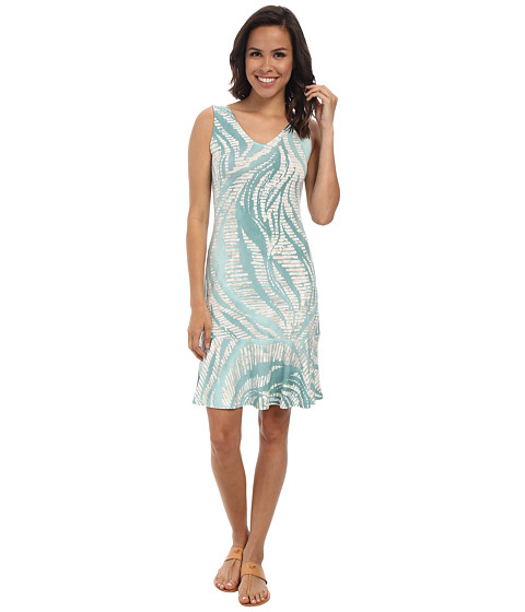 Tommy Bahama - Ogee Stones Short Dress (Spring Sky) Women