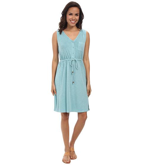 Tommy Bahama - Ashby Rib Pocket Dress (Heavenly Peace) Women's Dress