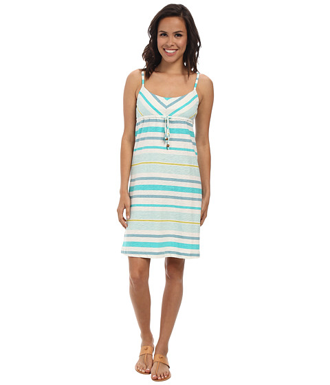 Tommy Bahama - Blue Bill Stripe Dress (Spring Sky) Women's Dress