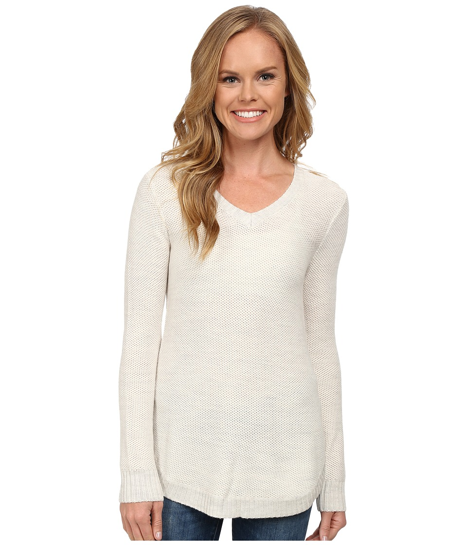 Toad&Co - Merino clair Sweater (Salt Heather) Women's Sweater