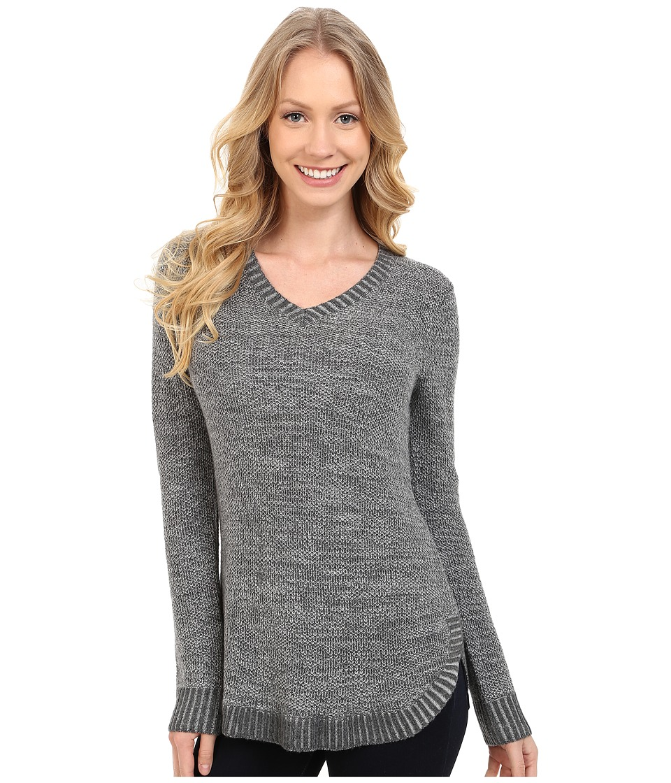 Toad&Co - Merino clair Sweater (Heather Grey) Women's Sweater