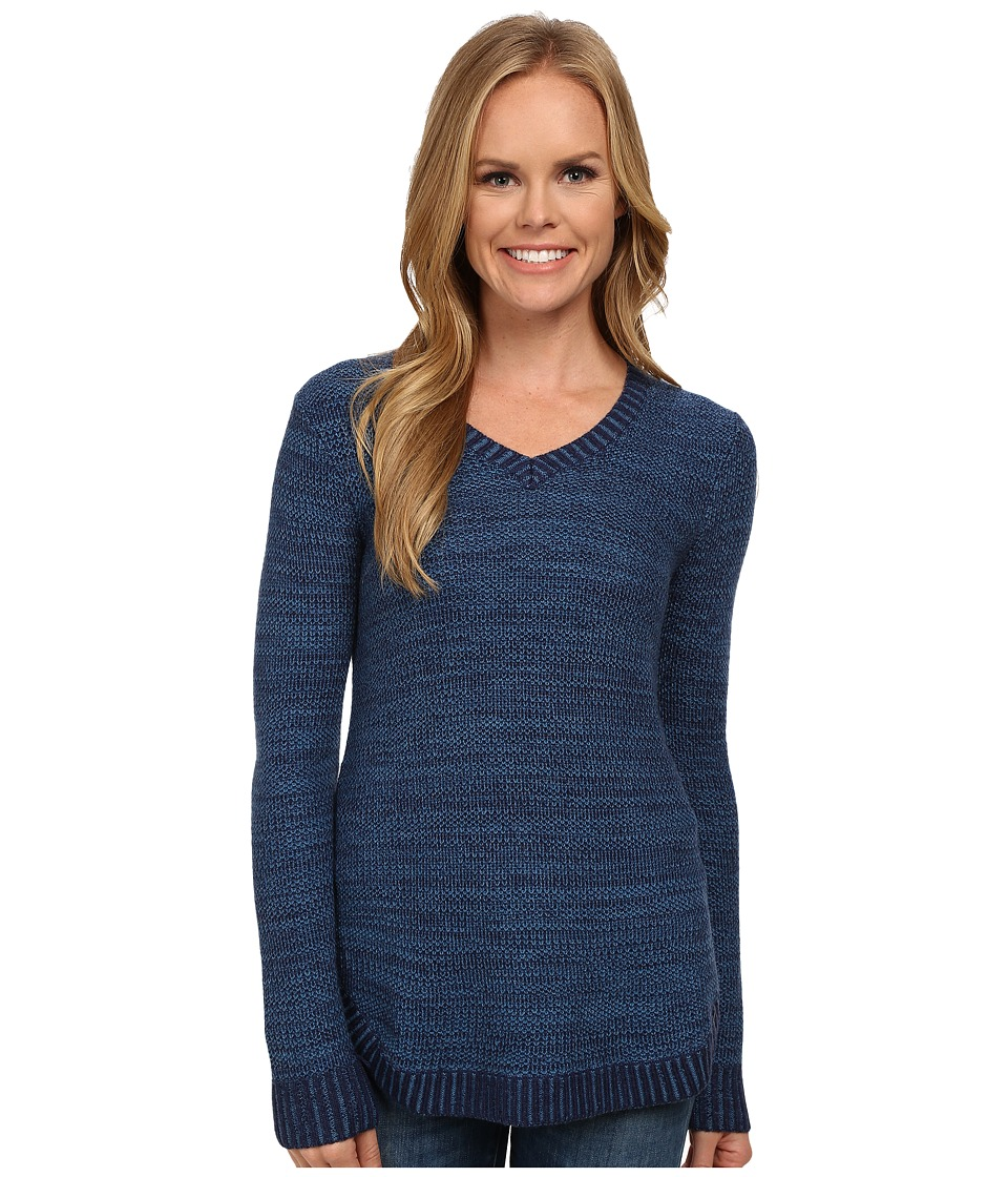 Toad&Co - Merino clair Sweater (Deep Navy) Women's Sweater