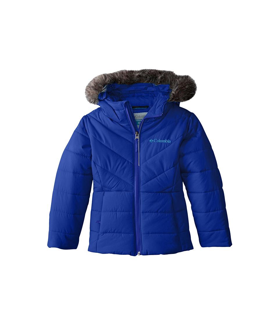 Columbia Kids - Katelyn Crest Jacket (Little Kids/Big Kids) (Light Grape) Girl's Coat