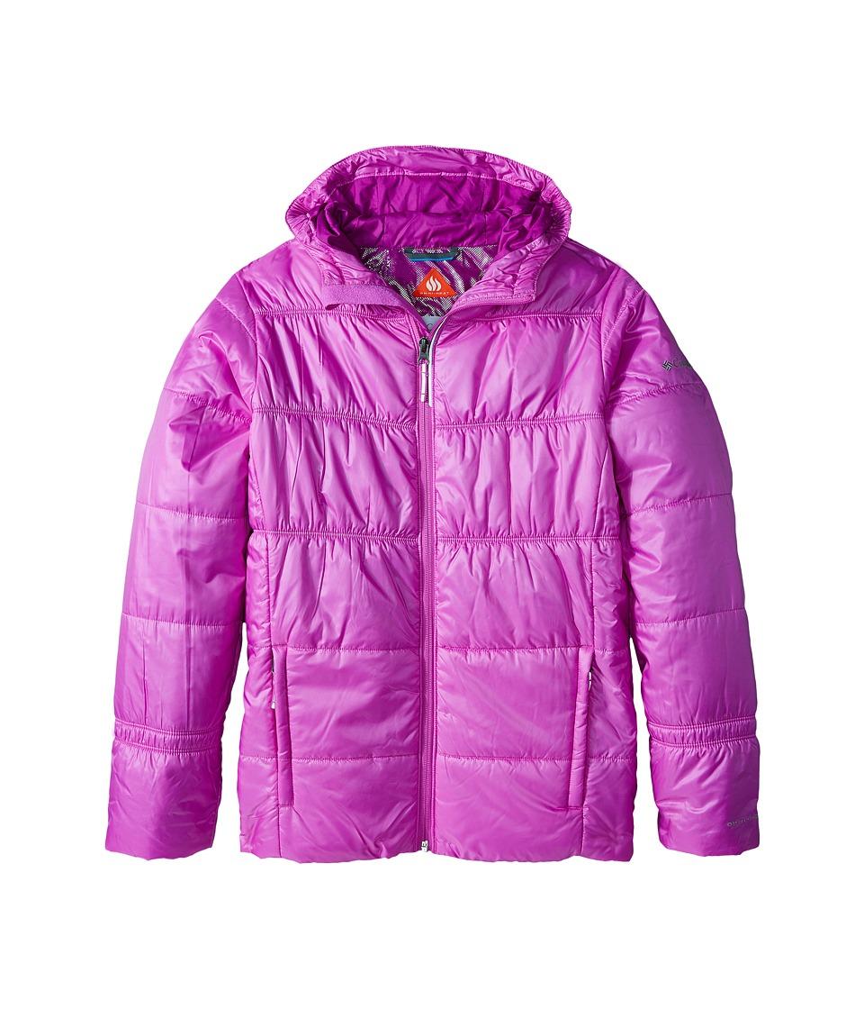 Columbia Kids - Shimmer Me II Jacket (Little Kids/Big Kids) (Foxglove/Bright Plum) Girl