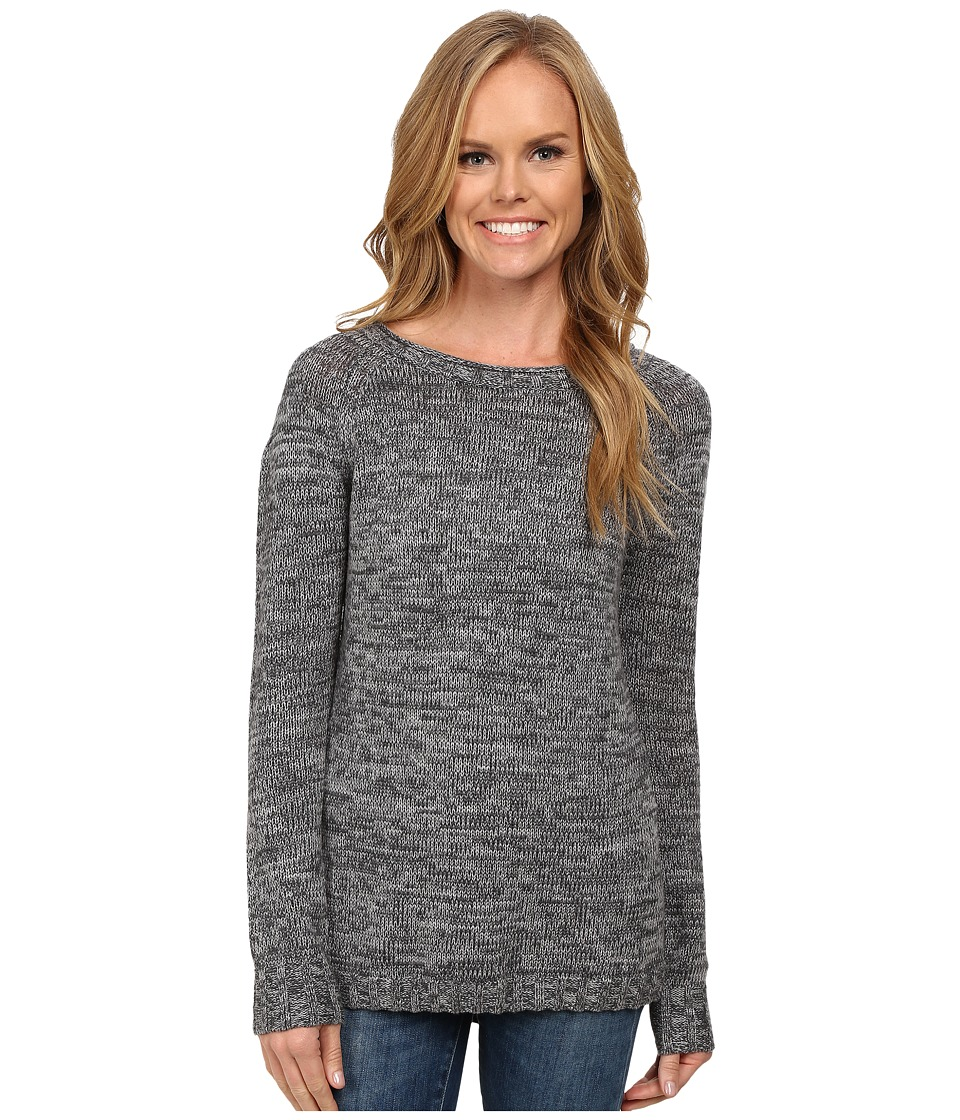 Toad&Co Marlevelous Pullover (Heather Grey) Women