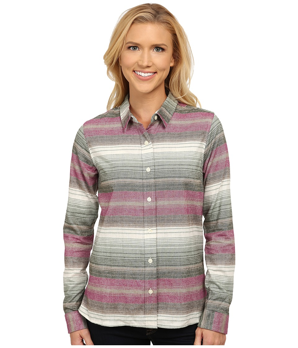 Toad&Co - Lightfoot Long Sleeve Shirt (Pinon Pine) Women's Long Sleeve Button Up