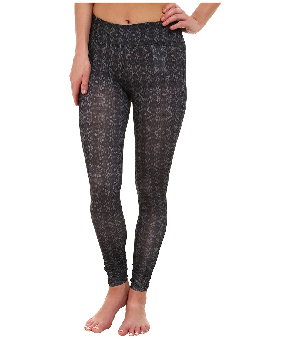 Columbia - Anytime Casual Printed Leggings (Black Navajo) Women's Casual Pants
