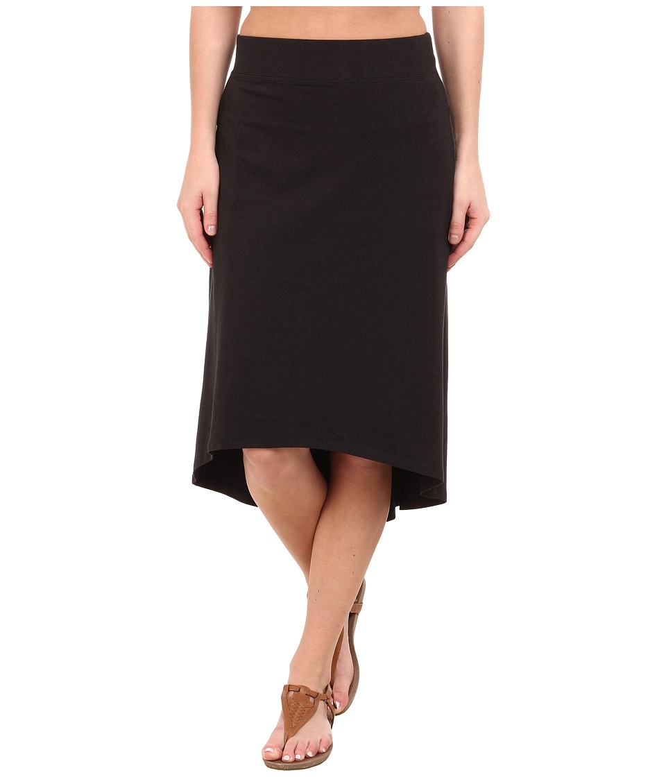 Toad&Co - Highbrow Skirt (Black) Women's Skirt