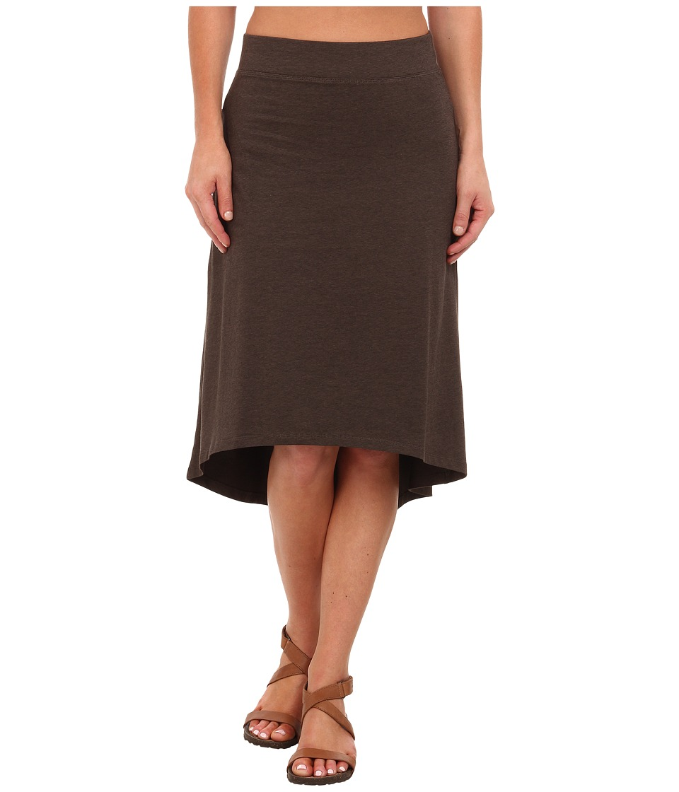 Toad&Co - Highbrow Skirt (Turkish Coffee) Women's Skirt