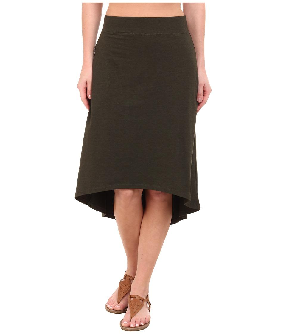 Toad&Co - Highbrow Skirt (Rosin) Women's Skirt