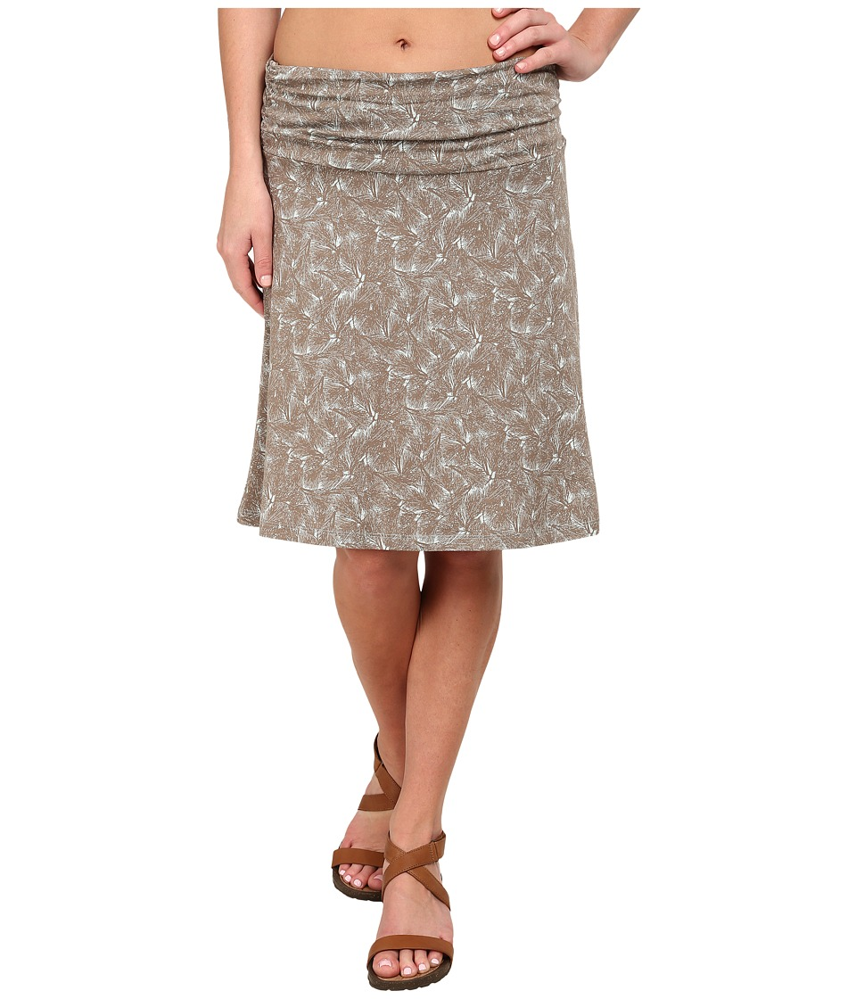 Toad&Co - Chaka Skirt (Arctic Boughs Print) Women's Skirt