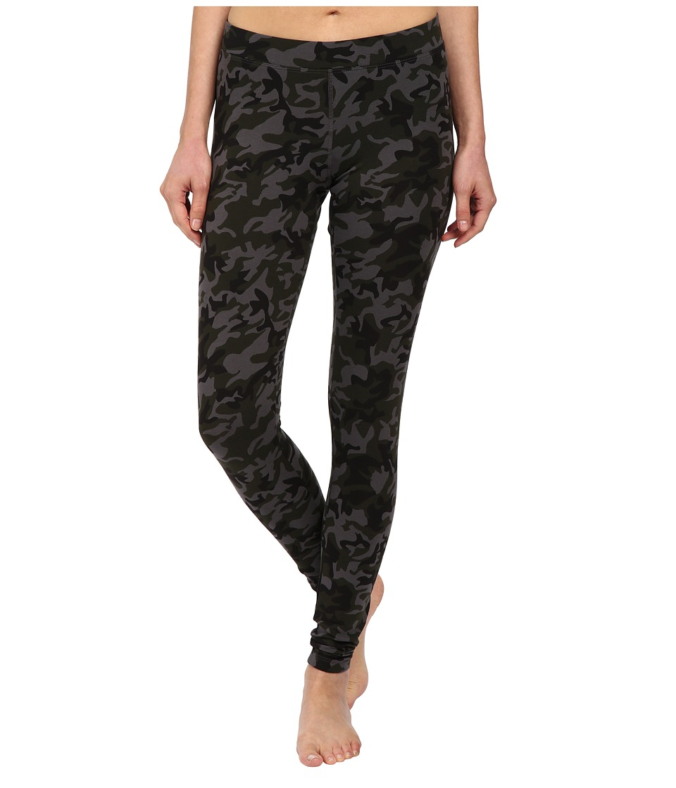 Toad&Co - Printed Lean Legging (Camo Black Print) Women's Casual Pants