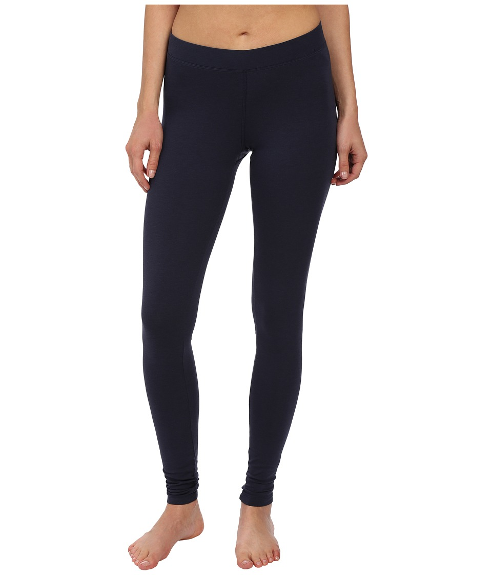 Toad&Co - Lean Jersey Legging (Deep Navy) Women's Casual Pants