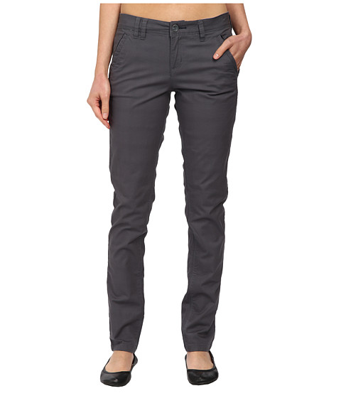 Toad&Co - Checkpoint Pants (Storm Grey) Women's Casual Pants