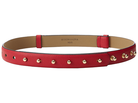 BCBGMAXAZRIA - Hip Belt (Red) Women