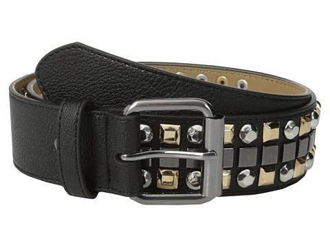 BCBGMAXAZRIA - Waist Belt (Black Combo) Women