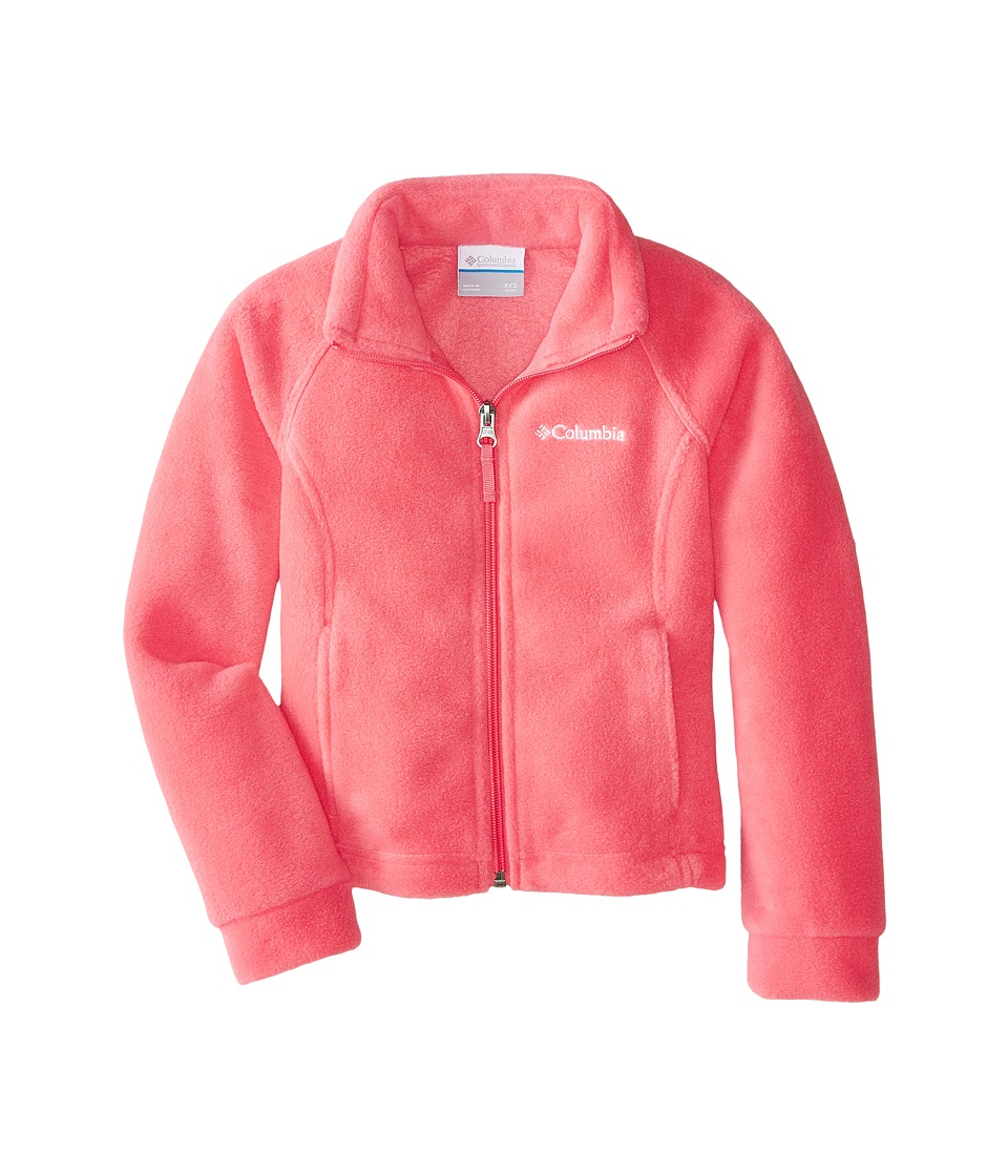 Columbia Kids - Benton Springs Fleece (Little Kids/Big Kids) (Tango Pink) Girl