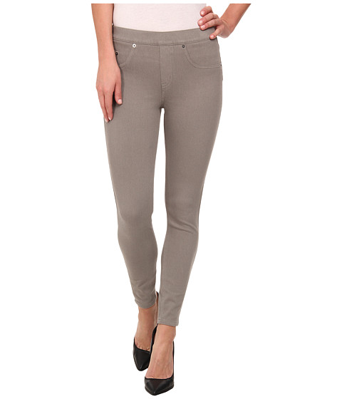 Spanx - Ready-To-Wow Cropped Denim Leggings (Gray'D Out) Women's Jeans