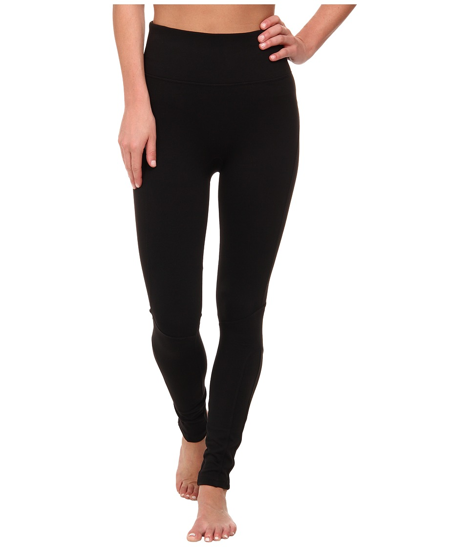 Spanx - Ready-To-Wow Moto Leggings (Black) Women's Casual Pants