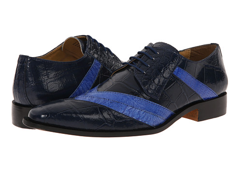 Giorgio Brutini - Henderson (Navy/Blue) Men's Lace up casual Shoes