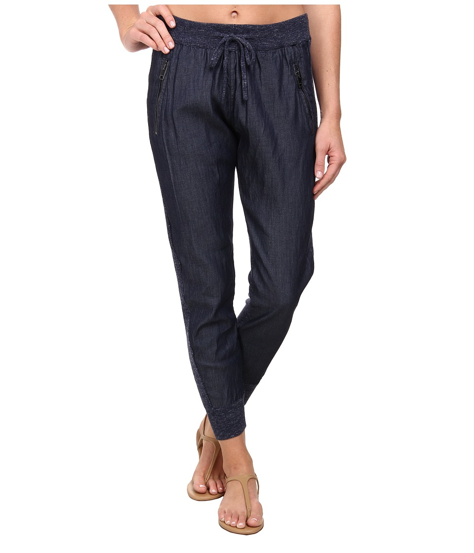 Diesel - M-Pucered Trousers (Midnight/Blue) Women's Casual Pants