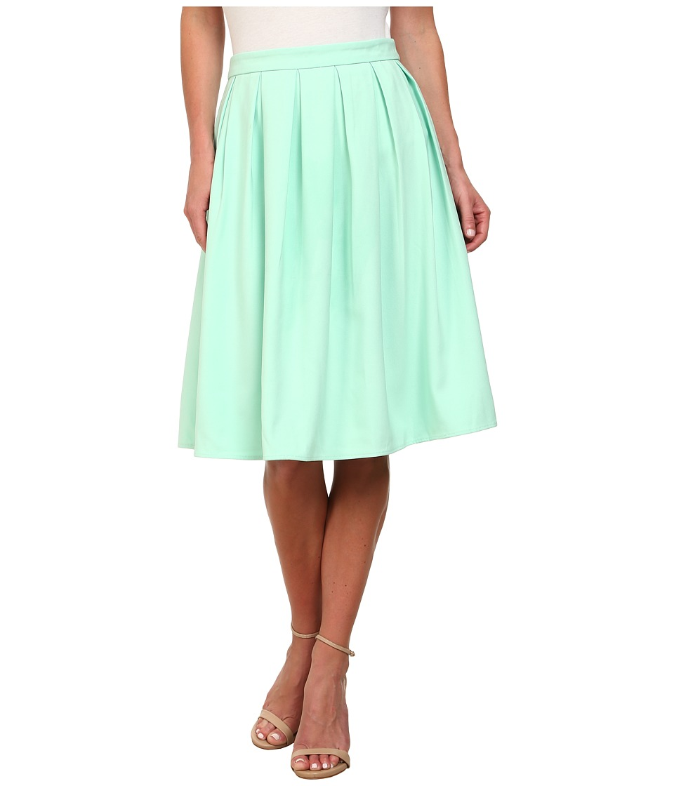 Gabriella Rocha - Ella Mint Skater Skirt (Mint) Women's Skirt