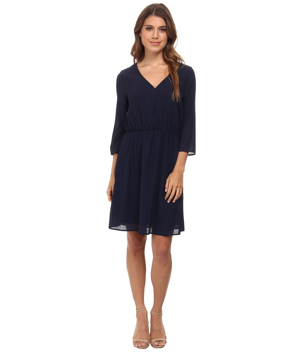 Brigitte Bailey Monica Dress (Navy) Women's Dress