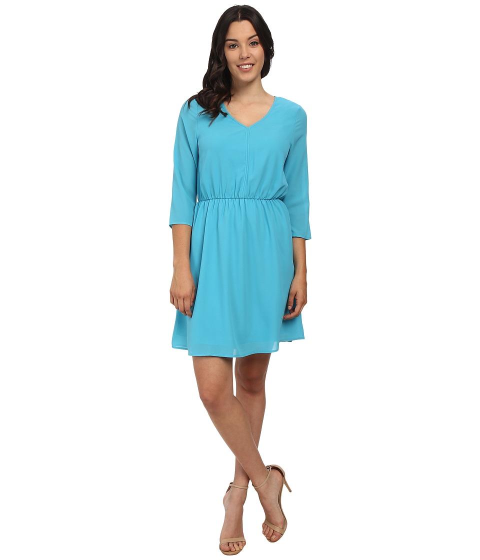 Brigitte Bailey - Monica Dress (Sky Blue) Women's Dress