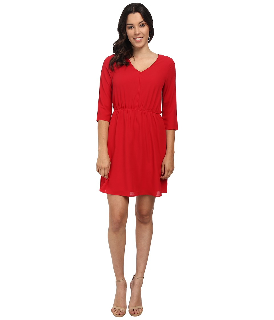 Brigitte Bailey - Monica Dress (Red) Women's Dress