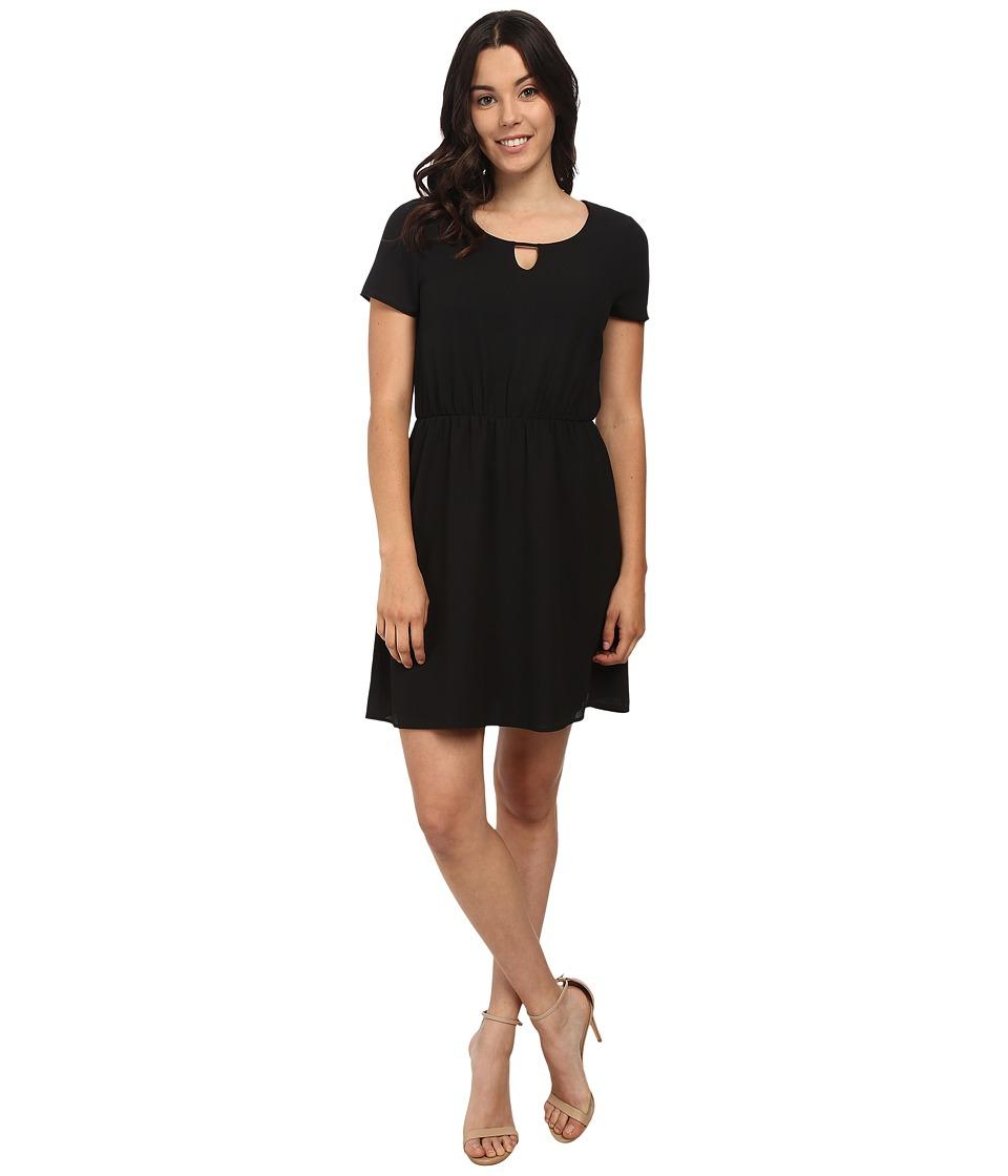 Brigitte Bailey - Jessica Dress (Black) Women's Dress