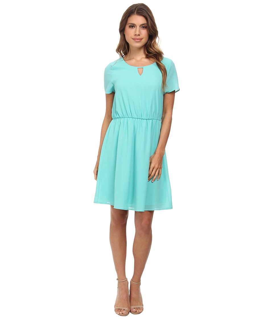 Brigitte Bailey - Jessica Dress (Dark Mint) Women's Dress