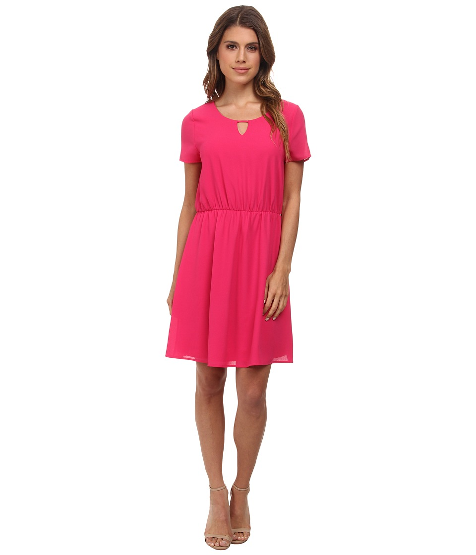 Brigitte Bailey - Jessica Dress (Pink) Women's Dress