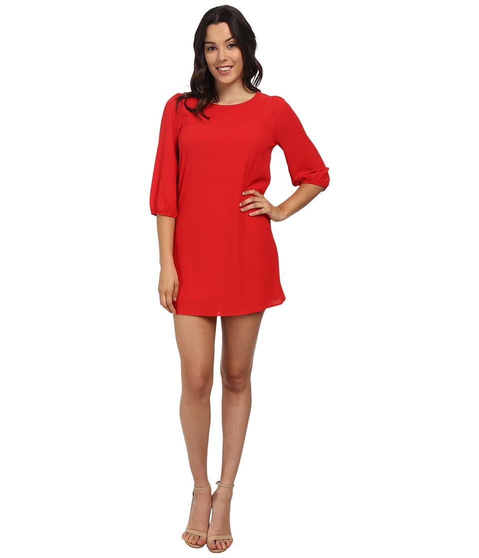 Brigitte Bailey - Wendy Dress (Red) Women's Dress