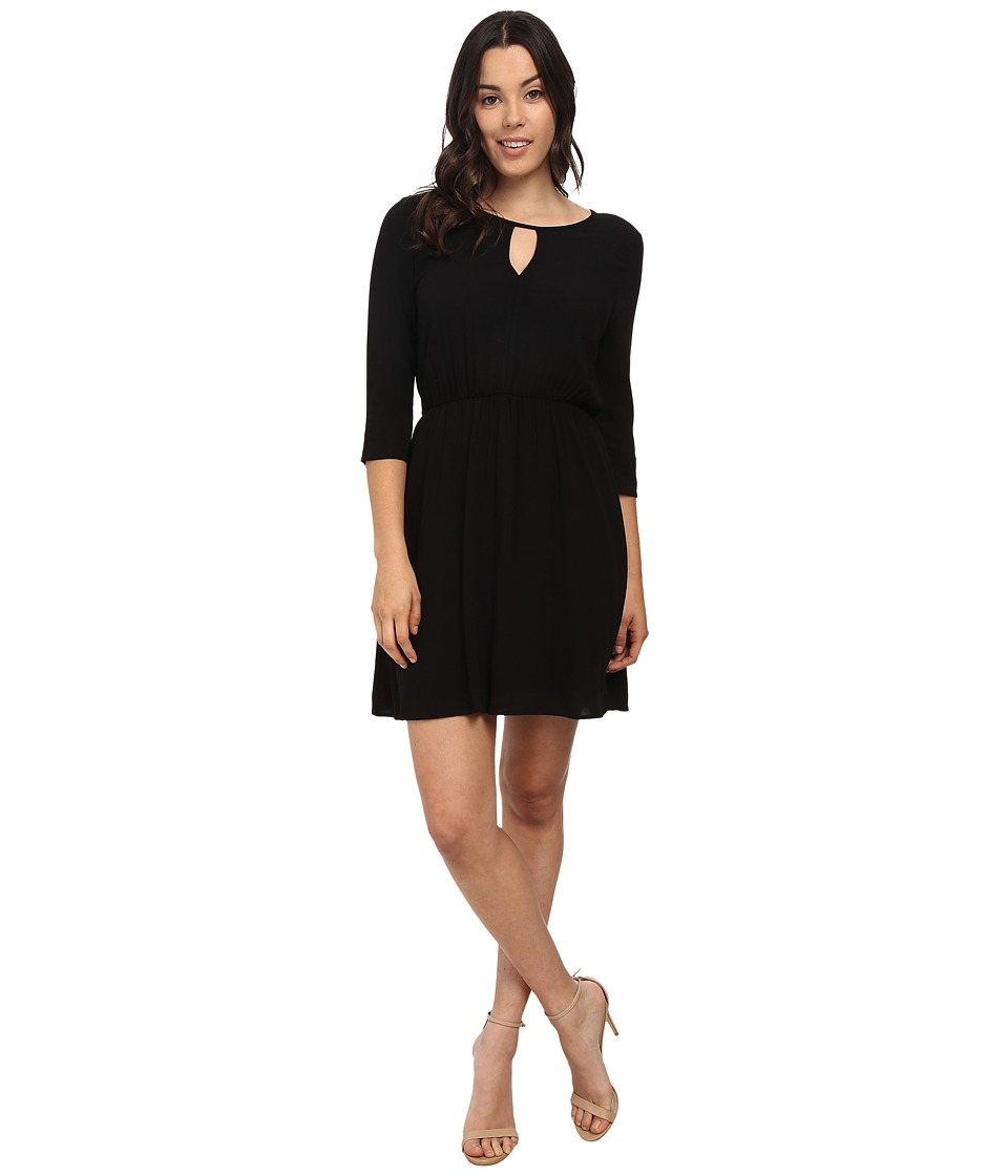 Brigitte Bailey - Camille Dress (Black) Women's Dress