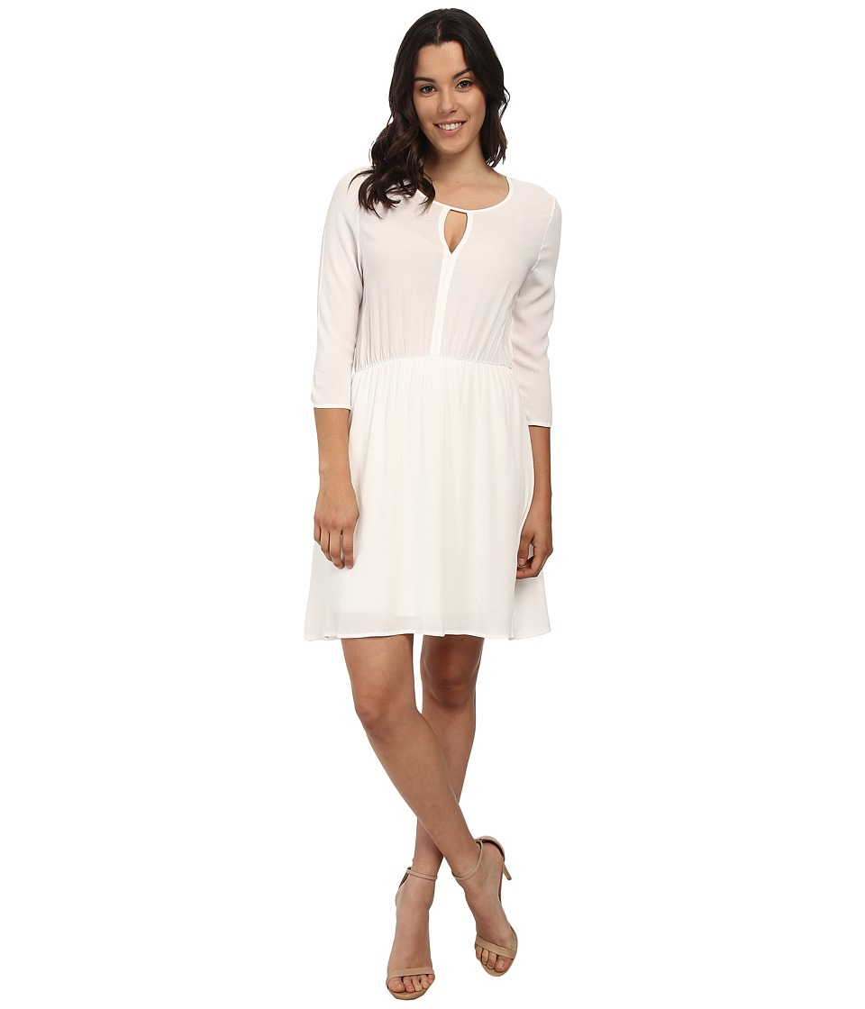 Brigitte Bailey - Camille Dress (White) Women's Dress