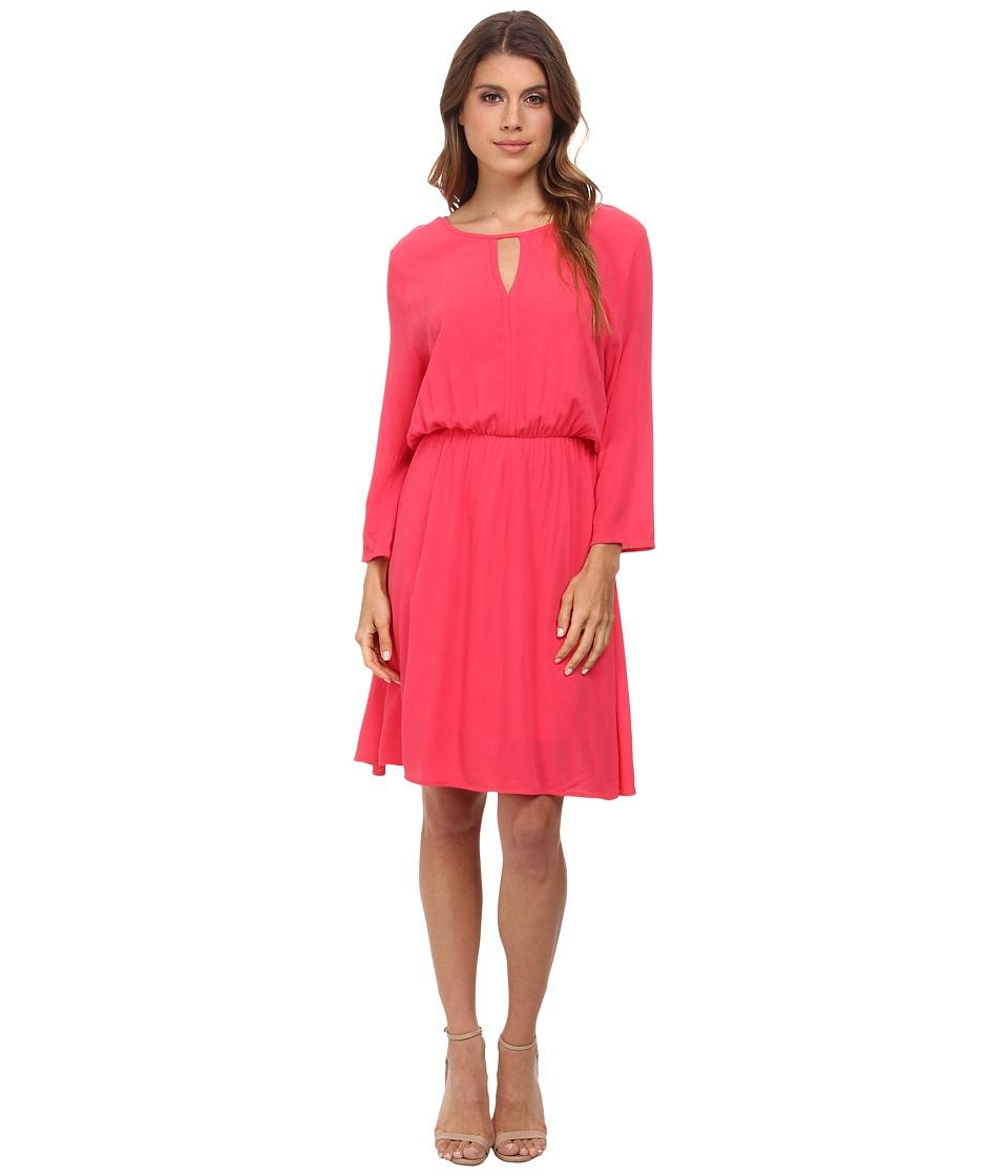 Brigitte Bailey - Camille Dress (Lipstick) Women's Dress