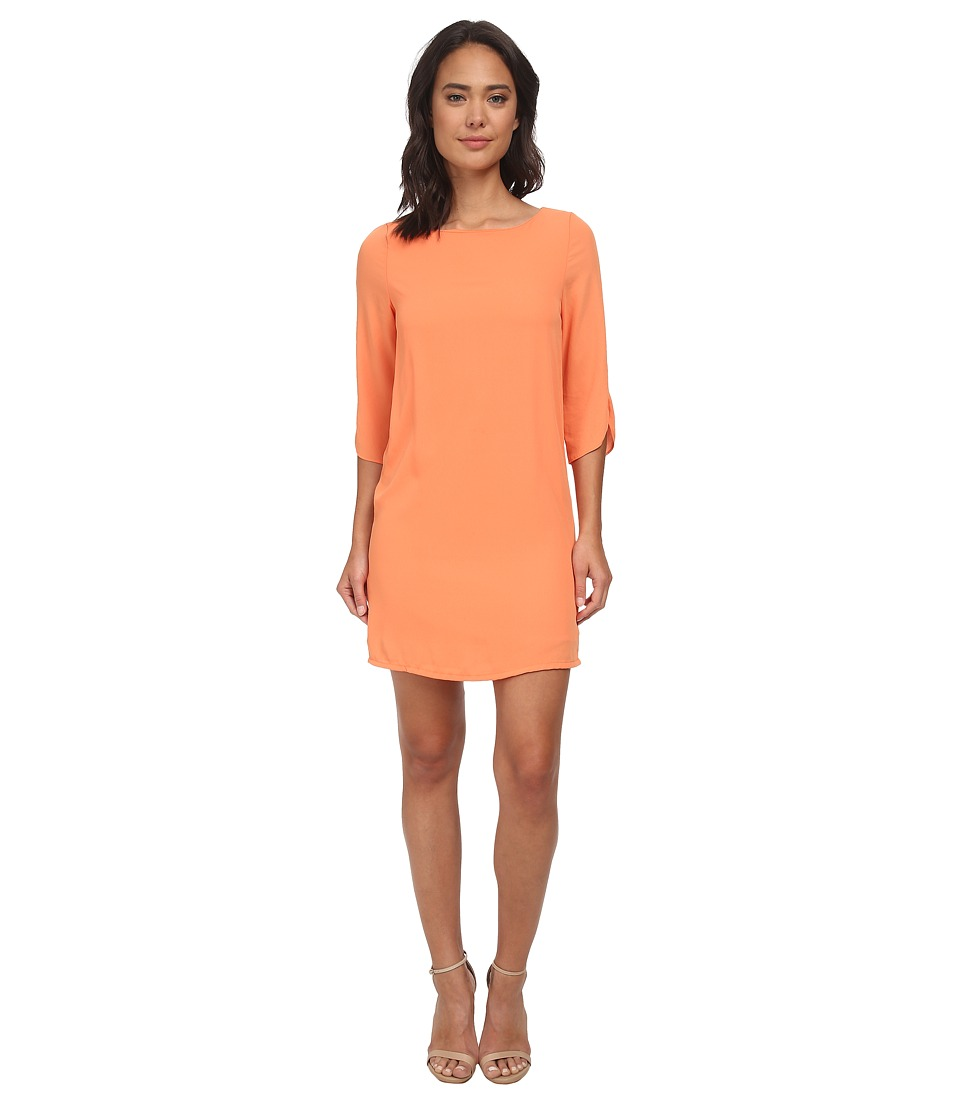 Brigitte Bailey - Hailey Dress (Orange) Women
