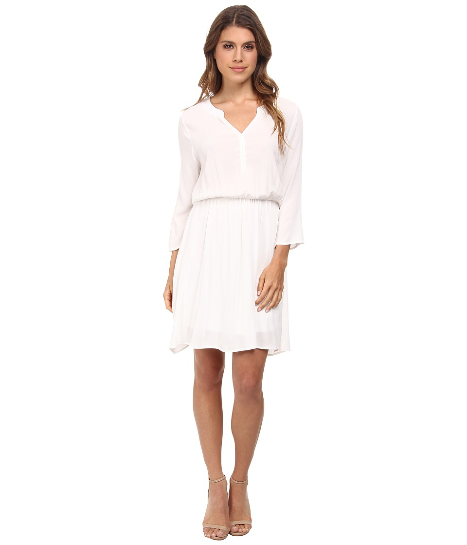 Brigitte Bailey - Katie Dress (White) Women's Dress