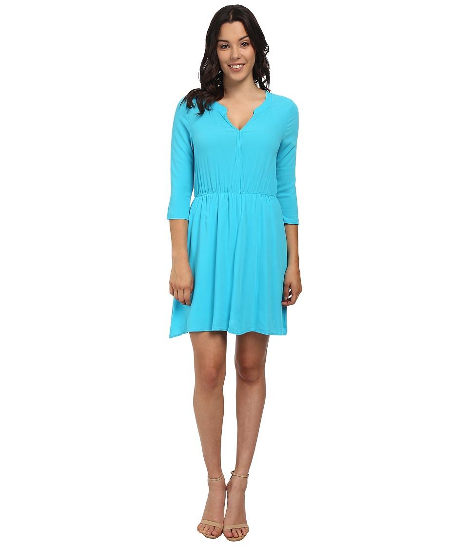 Brigitte Bailey - Katie Dress (Sky Blue) Women's Dress