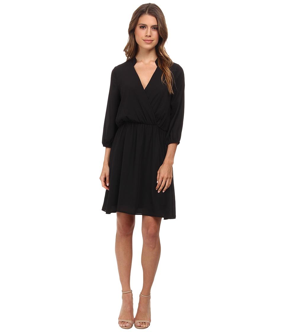 Brigitte Bailey - Heather Dress (Black) Women's Dress