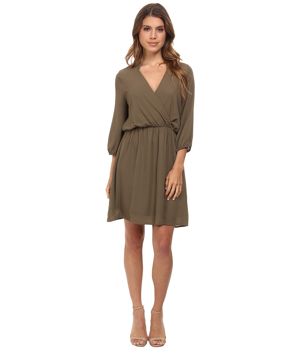 Brigitte Bailey - Heather Dress (Olive) Women
