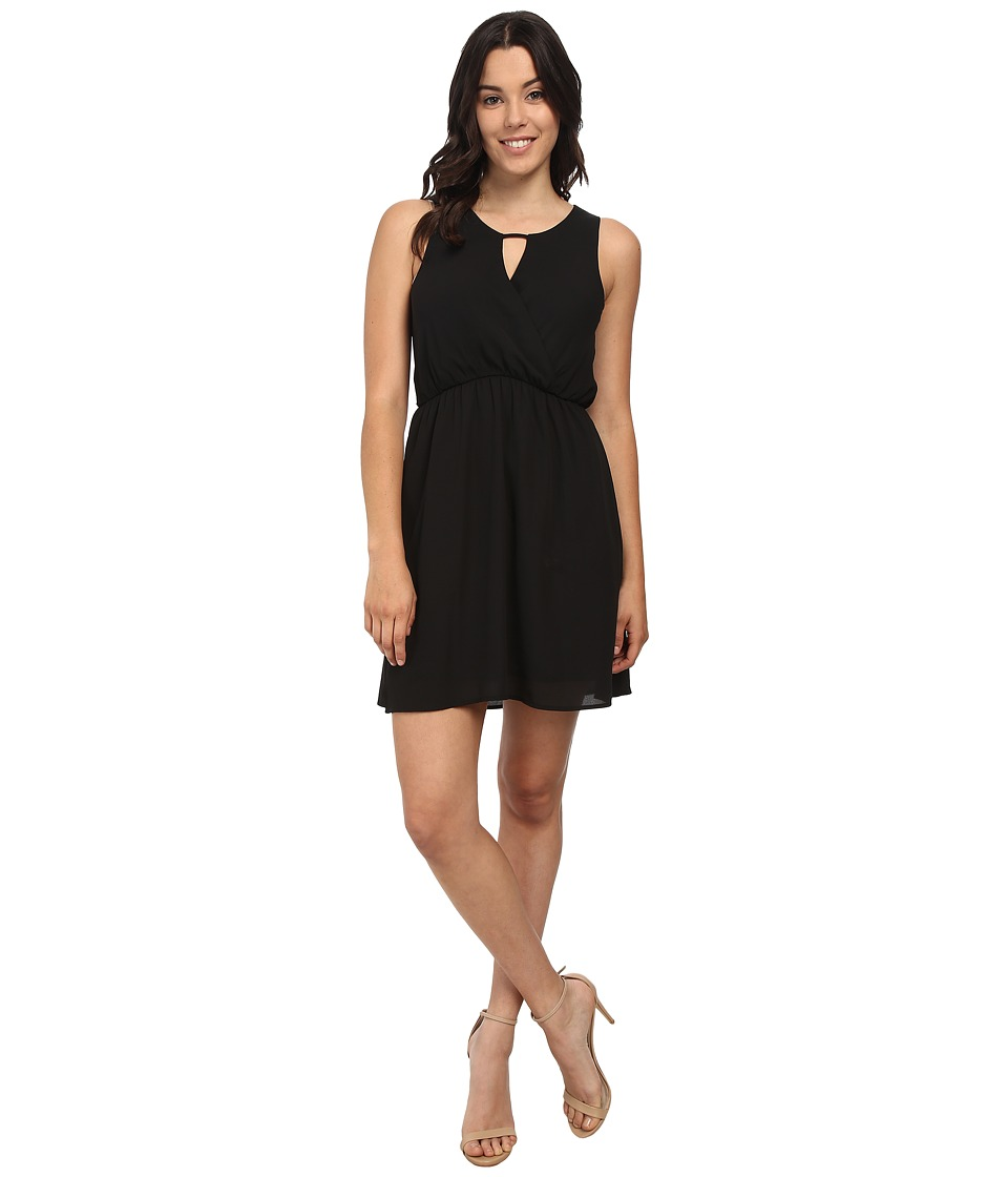 Brigitte Bailey - Janice Dress (Black) Women's Dress