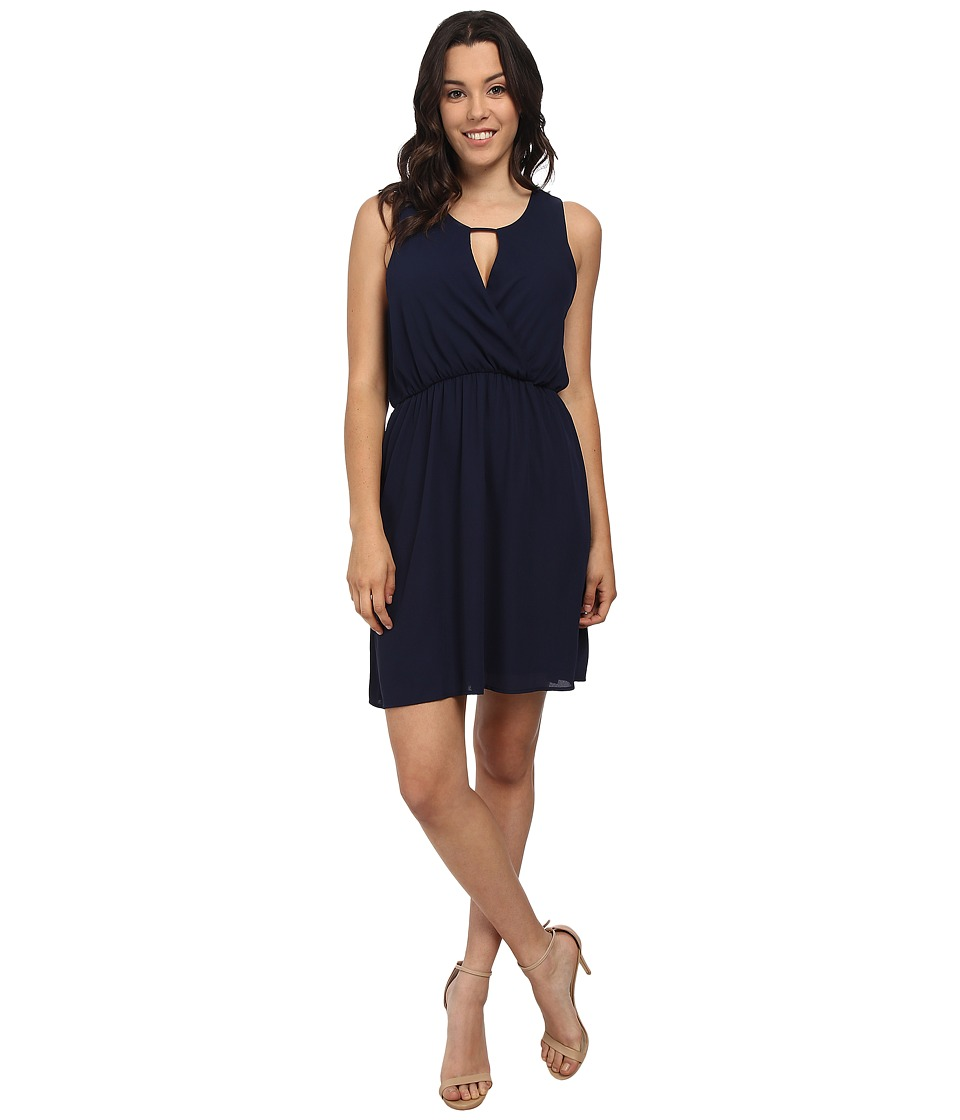 Brigitte Bailey - Janice Dress (Navy) Women's Dress