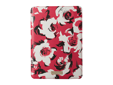 Kate Spade New York - iPad Air Hardcase Romantic Spring Floral (Sweetheart Pink) Wallet